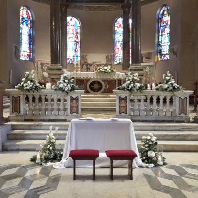 Composizioni ed Allestimenti Floreali per Matrimoni
